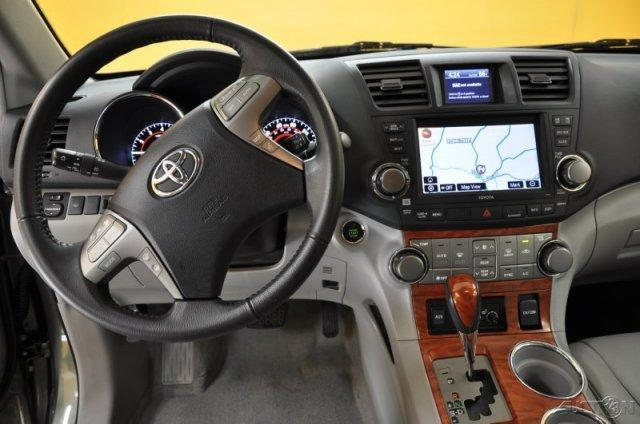 2008 Toyota Highlander Limited Navigation Back Up Camera Jbl Sound Awd Suburbs Of